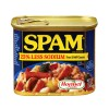 SPAM - LESS SODIUM LUNCHEON MEAT - 340G