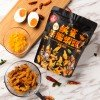 STAR CHEW - SALTED EGG BRAINLESS SHRIMP HEAD - 70G