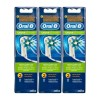 ORAL-B - EB50-2 BRUSH HEAD CROSSACTION BUNDLE - 2'SX3