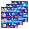 TEMPO得寶 - FACIAL BOX TISSUE-FUZZY PEACH (LIMITED EDITION)- 3PC - 4'SX3