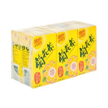 VITA - Chrysanthemum Tea - 250MLX6