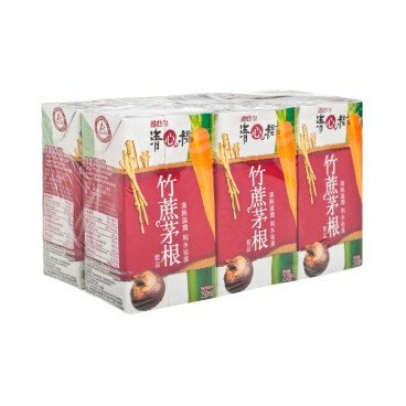 VITA Tsz Sugar Cane And Imperatae 250MLX6