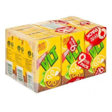 VITA - Lemon Tea - 250MLX9