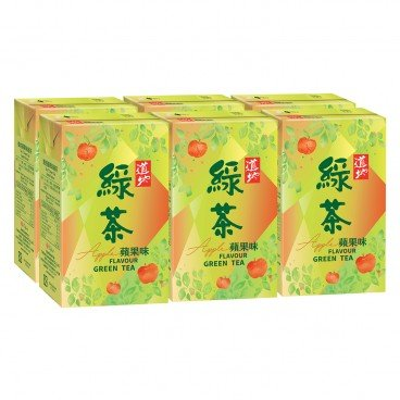 TAO TI Apple Green Tea 250MLX6