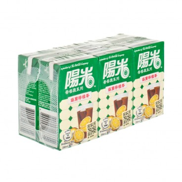 HI-C Ceylon Lemon Tea 250MLX6