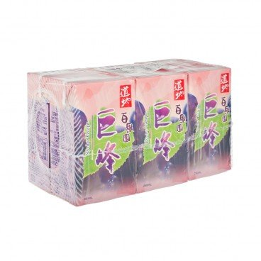 TAO TI - Grape Kyoho Juice - 250MLX6