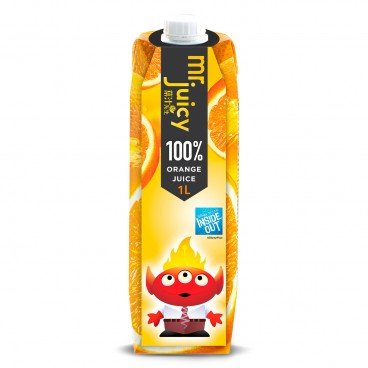 MR. JUICY Combibloc Orange Juice 1L