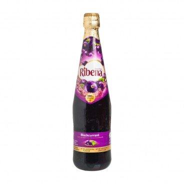 RIBENA - Blackcurrant Fruit Cordial Drink - 1L
