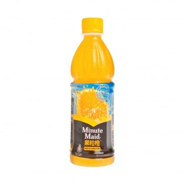 MINUTE MAID - Orange Juice Drink - 420ML