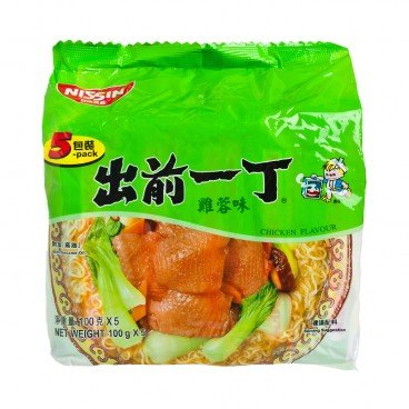 INSTANT NOODLE-CHICKEN