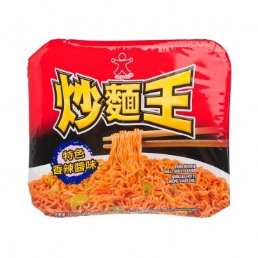 DOLL - Fried Noodle chilli Sauce - 120G