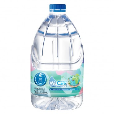 WATSONS Mineralized Water 4.5L