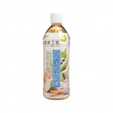 HEALTHWORKS Sugarcane Sea Coconut Drink 500ML