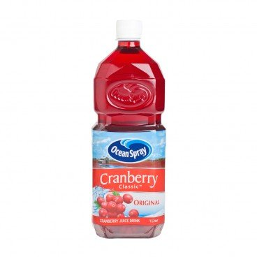 OCEAN SPRAY Cranberry Juice Cocktail 1L