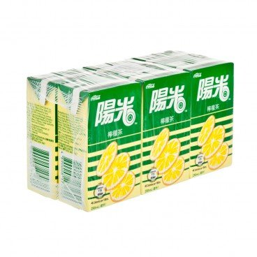 HI-C - Lemon Tea - 250MLX6