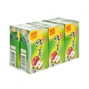 VITA Apple Green Tea 250MLX6