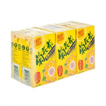 VITA - Chrysanthemum Tea low Sugar - 250MLX6