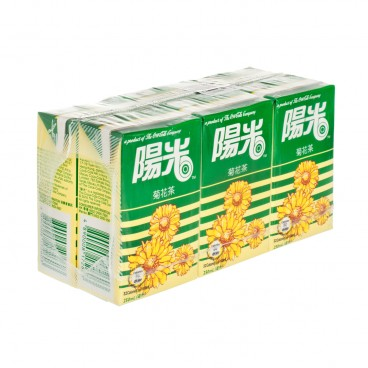HI-C - Chrysanthemum Tea - 250MLX6