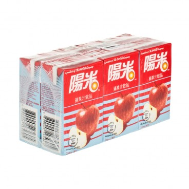 HI-C Apple Juice Drink 250MLX6