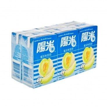 HI-C - Melon Milk - 250MLX6