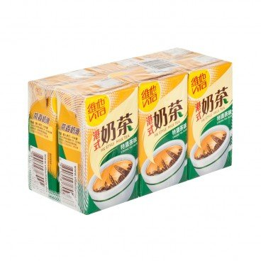 VITA Hong Kong Style Milk Tea rich 250MLX6