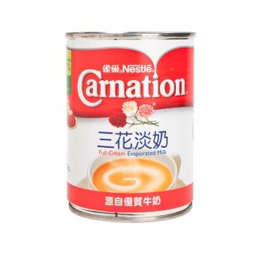 CARNATION - Full Cream Evaporated Milk - 405G