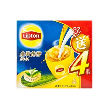 LIPTON Milk Tea Gold 16.5GX24