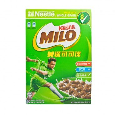 NESTLE - Milo Breakfast Cereal - 330G