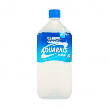 AQUARIUS - Water And Electrolytes Replenish Drink - 920ML
