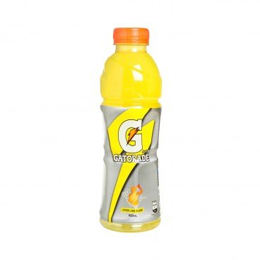 GATORADE - Sport Drink lemon Lime - 600ML