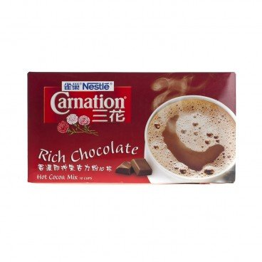 CARNATION Hot Cocoa Mix Rich Choc 10'S