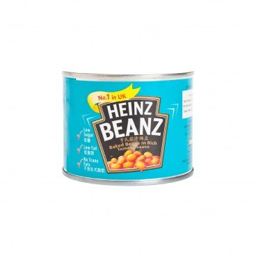 HEINZ Baked Beans With Tomato Sauce 200G