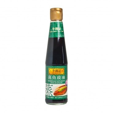 LEE KUM KEE - Seasoned Soy Sauce For Seafood - 410ML