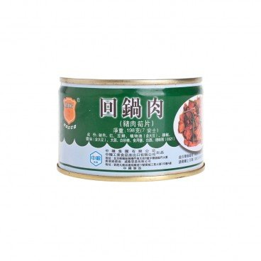 MALING Sliced Pork In Szechuan Style 198G