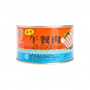 MALING Pork Luncheon Meat 397G