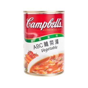 CAMPBELL'S Abc Vegetable Soup 300G