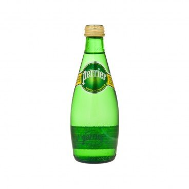PERRIER - Sparkling Mineral Water - 330ML