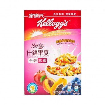 KELLOGG'S Mueslix Orchard Beauty 375G