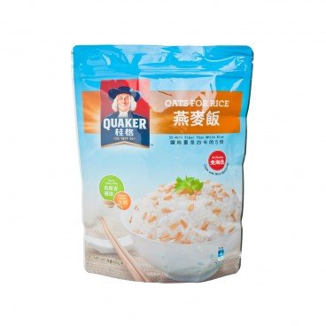 QUAKER - Oats For Rice - 600G