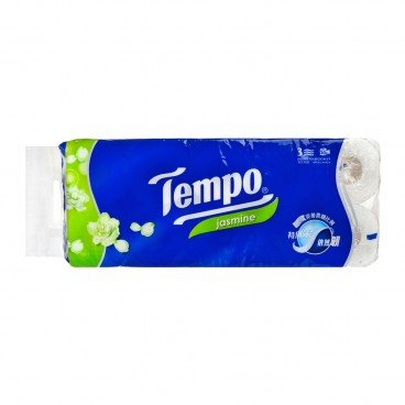 TEMPO得寶 - Bathroom Tissue 3 Ply jasmine - 10'S