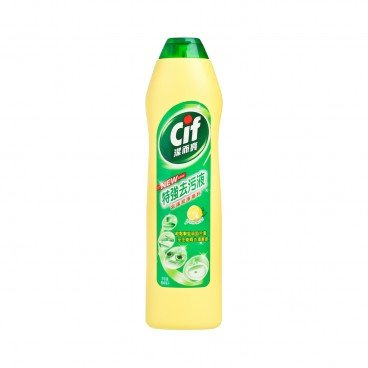 CIF - Cream Cleanser lemon Fresh - 500ML