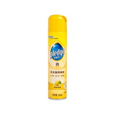 PLEDGE Furniture Polish lemon 330ML