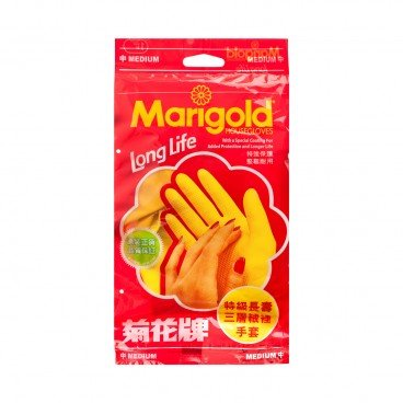 MARIGOLD Longlife Gloves Medium PC