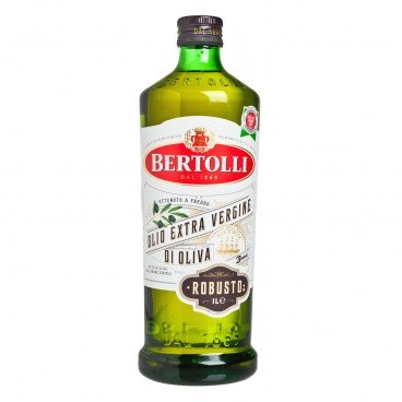 BERTOLLI Robusto Extra Virgin Oil 1L
