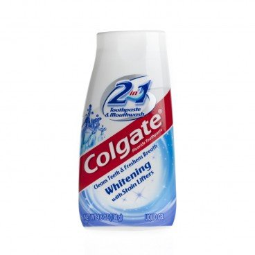 COLGATE - 2 In 1 Whitening Toothpaste - 130G
