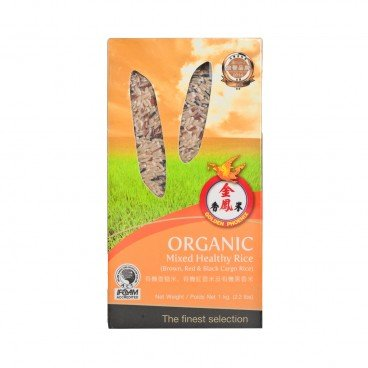 ORGANIC HEALTHY MIXED RICE
