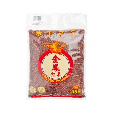 GOLDEN PHOENIX - Red Rice - 1.5KG