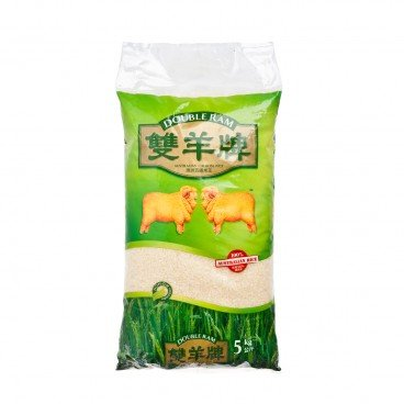 DOUBLE RAM - Medium Grain Rice - 5KG