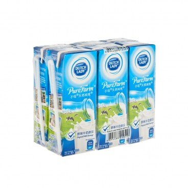 DUTCH LADY - Original Milk Beverage - 225MLX6