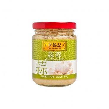 LEE KUM KEE - Freshly Minced Garlic - 213G